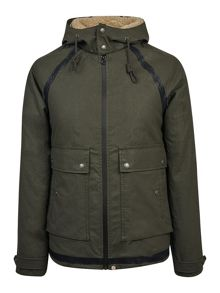 Pretty Green Coleman Hooded Jacket