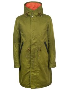 Pretty Green Granville Parka