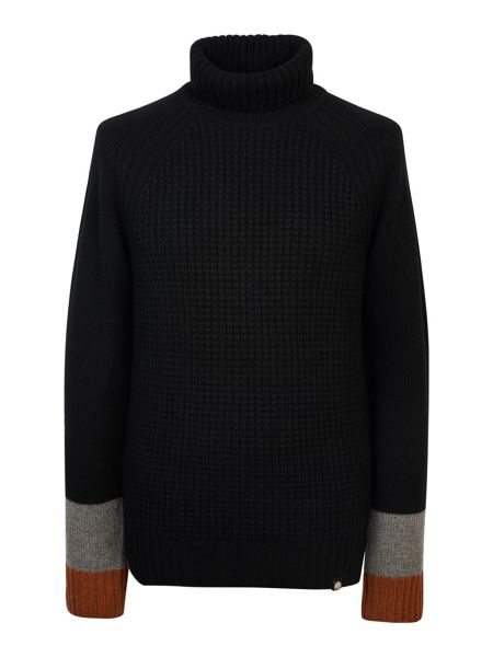 Pretty Green Lowry Roll Neck Sweater
