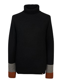 Lowry Roll Neck Sweater