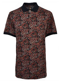 Turner Paisley Polo