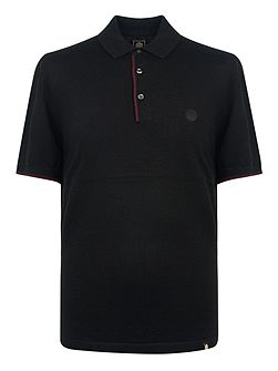 Tarland Knitted Polo