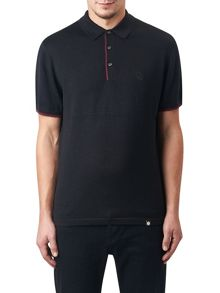 Pretty Green Tarland Knitted Polo