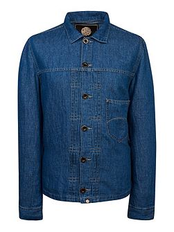 Ancroft Denim Overshirt