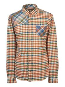 Pretty Green Kidnall Check Shirt