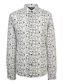 Pretty Green Ivylea Floral Shirt