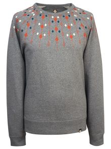 Pretty Green Abbott Sweat