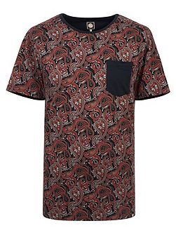 Turner Paisley T-Shirt