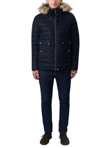 Pretty Green Wool Dorville Jacket