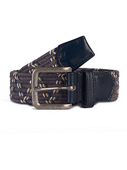 Pinnacle Multi Stripe Belt
