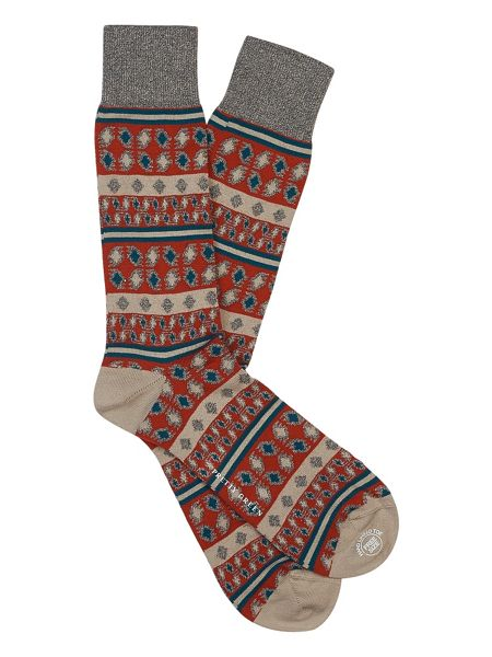 Pretty Green Abbott Socks