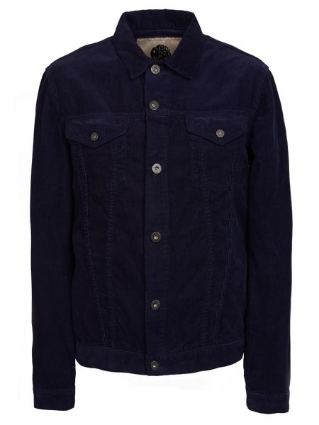 Pretty Green Cord Beck Jacket