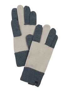 Pretty Green Middle F Finger Gloves