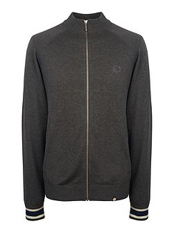 Mandeville Knitted Track Top