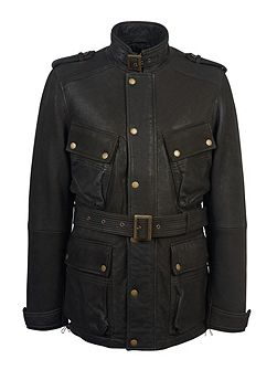 Regent Leather Jacket