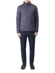 Pretty Green Kirby Quilted Jacket