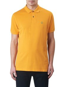 Pretty Green Short Sleeve Smiley Polo