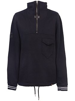 Warton Track Sweater