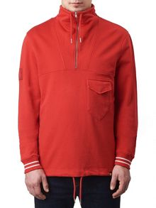 Pretty Green Warton Track Sweater