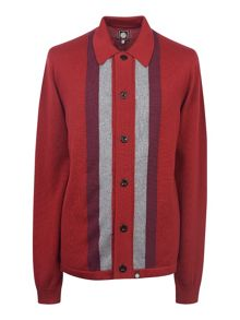 Pretty Green Parlington Knitted Shirt