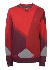 Pretty Green Islay Crew Neck Jumper