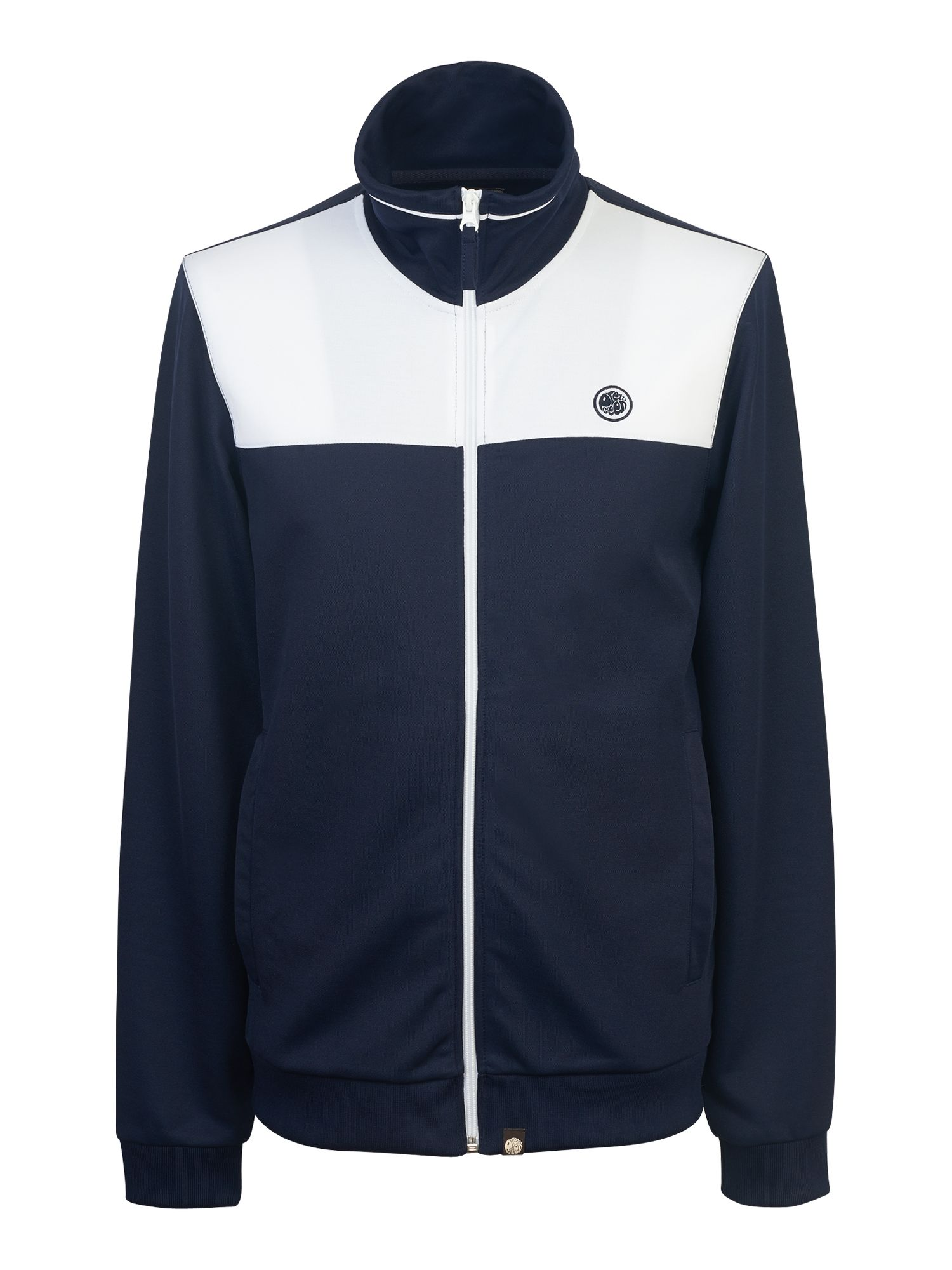 Men's Pretty Green Edzell Track Top, Blue