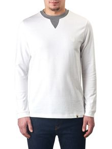 Pretty Green Long Sleeve Duxbury T-Shirt