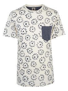 Pretty Green Mayflower T-Shirt