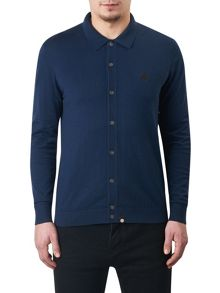 Pretty Green Mandeville Knitted Shirt