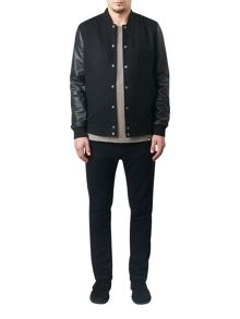 Pretty Green Beaconsfield Bomber Jacket