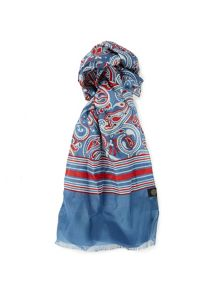 Pretty Green Camley Paisley Scarf