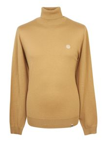 Pretty Green Mandeville Roll Neck Jumper
