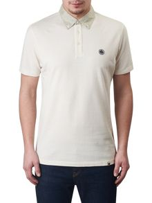 Pretty Green Mayflower Collar Polo