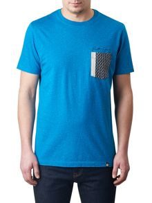 Pretty Green Edgedale Pocket T-Shirt