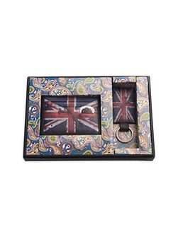 UJ Keyring And Card Holder Gift Set