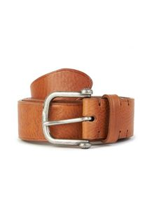 Pretty Green Single Prong Leather Belt