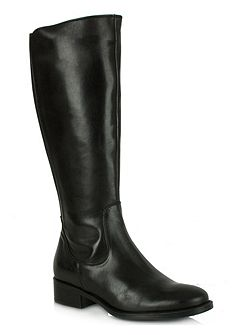 Selfton knee high boots