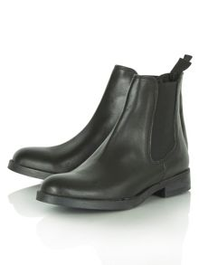 Warfare chelsea ankle boots