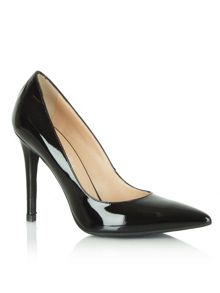 Sashville  stiletto pointed court shoes