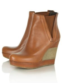 Gorgia wedgeankle boots