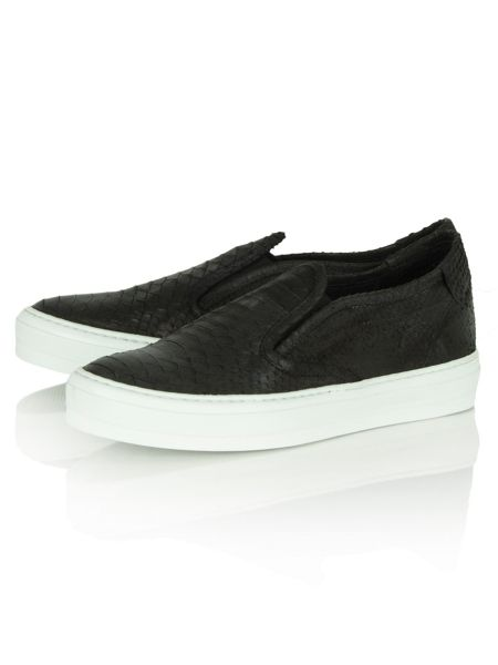 Daniel Chorizio slip on pumps