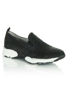 Notting hill gate slip on trainers