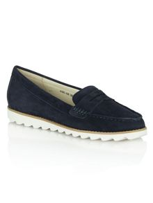 Malcesine cleated sole loafers