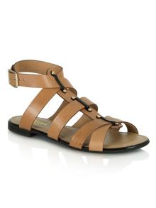 Times square chunky gladiator sandals