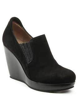 Kaleigh wedge loafers