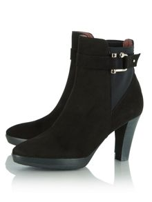 Daniel Joyfully buckled ankle boots