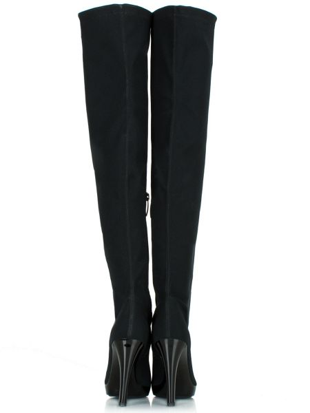 Daniel Romance stretch over the knee boots