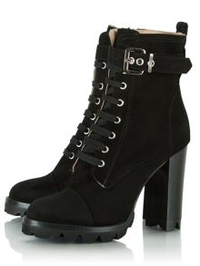 Daniel Exemplary hiker heeled ankle boots