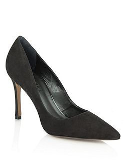 Buttercrambe pointed toe court shoes