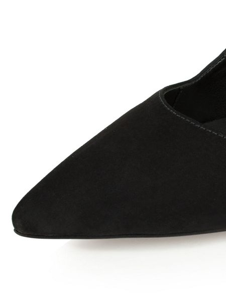 Daniel Buttercrambe pointed toe court shoes